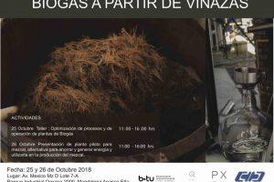 WORKSHOP Proyecto BioENOx_25 y 26 OCTUBRE